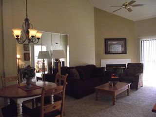 Branson condo photo - Dining/Living Room Area