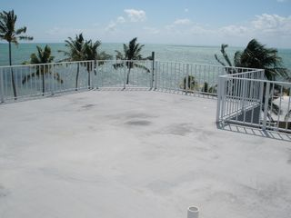 Islamorada house photo - Enormous sundeck off the master bedroom