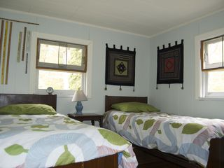 Claryville cabin photo - Twin Beds