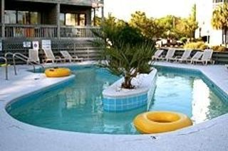 Blue Water Resort condo photo - Lazy River in Front of Building