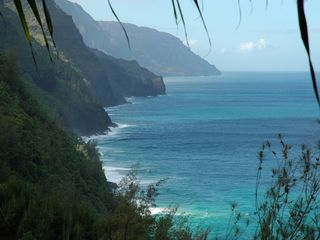 Princeville condo photo - Napali coast, I've hiked to Kalalau beach, the most exciting hike in the world!!