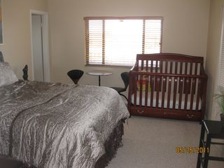 Deerfield Beach condo photo - View of Crib in Second Bedroom