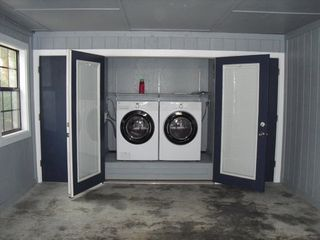 Crystal River house photo - Washer and Dryer Available Outside in the Carport