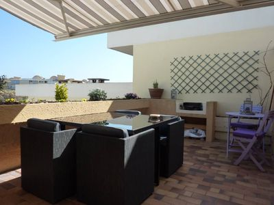 Apartment / House T2 50m from the right bank of Gruissan Port