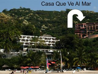 Zihuatanejo condo photo - Condo complex from the bay