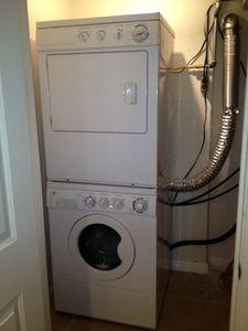 Washer/Dryer are available for your convenience