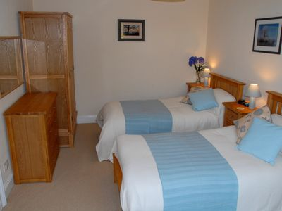 Falstone cottage rental - Bedroom 2