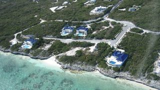Providenciales - Provo villa photo - Aerial view of The Villas At Blue Mountain,
