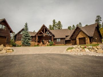 Pagosa Springs lodge rental - Front of home