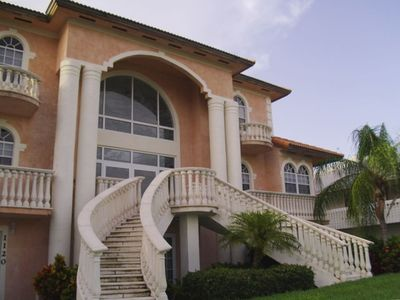 Front - Luxurious Waterfront Home - Marco Island, FL.- Vacation Rental - Florida