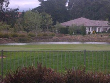 Arroyo Grande house rental - Lake view backyard