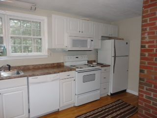 Holland cottage rental - Kitchen