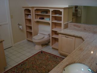 Master Bathroom - Mystic house vacation rental photo