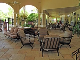 Windsor Hills house photo - Outdoor Lounge at Clubhouse