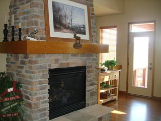 Granby house photo - Fireplace