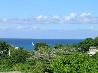 Vieques Island villa photo - One of the seaviews from our porch