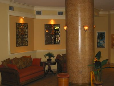 Surfside Resort Lobby