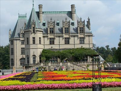 Visit America's Largest home and beautiful gardens, winery and more! Biltmore