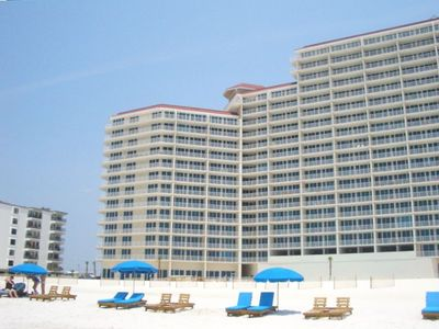 White Sugar Sand Beach Gulf Front Condo. It's being call PARADISE!!
