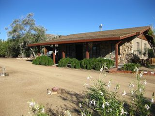 Yucca Valley house photo - Come feed the Quail