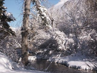 Sun Valley house photo - Winter View of Famous Big Wood River