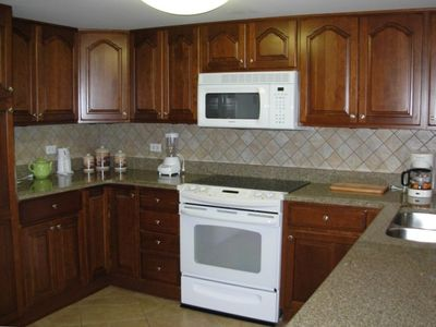 Windy Hill condo rental - Kitchen