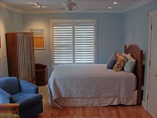 Virginia Beach house photo - First Floor Family Suite - next photo: Theater & Gas FP in Suite