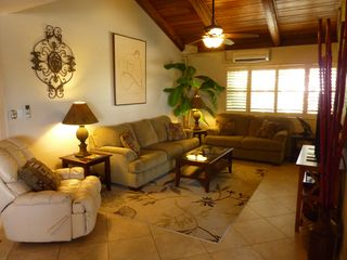 Kihei condo photo - Living Room