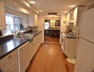 Nantucket Town house photo - Kitchen