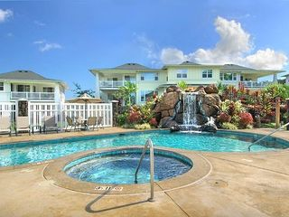 Princeville condo photo - Nearby Pool and Spa