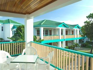 Ambergris Caye condo photo - Suite has private balconies