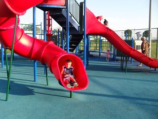 Wildwood condo photo - Playgrounds for the little ones! There are 4 of them in walking distance!