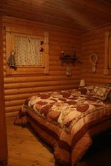 South Iceland cabin photo - The master bedroom