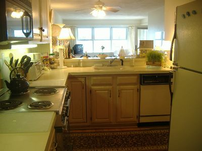 Oak Bluffs condo rental - Kitchen
