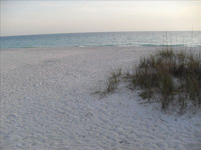 Beach Frontage on Gulf of Mexico