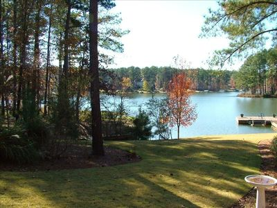 Views of Lake Oconee are endless....