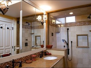 Aspen townhome photo - Master Bathroom