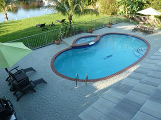 Boca Raton villa photo - Pool