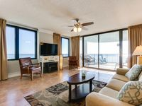 ESCAPE to the COAST in STYLE- Completely Remodeled Beachfront CondoLarge Balcony
