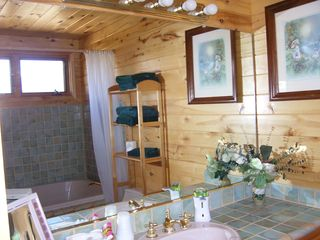 Salida house photo - Master bath