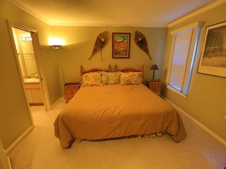 Old Town townhome photo - Master Bedroom