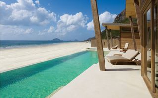 Con Dao villa photo - Stunning Ocean Front 3 Bedroom Villa