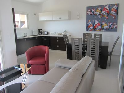 Peaceful apartment, 52 square meters, close to the beach