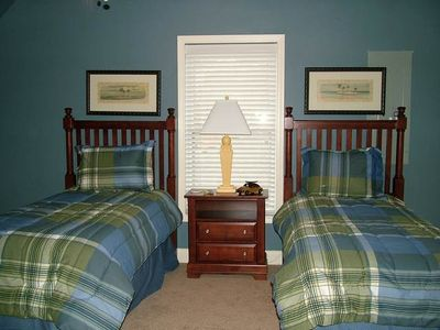 Windy Hill house rental - Twin room.