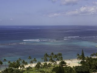 Honolulu condo photo - Trump Waikiki 2503 has spectacular ocean and coastline views. Residence Level.
