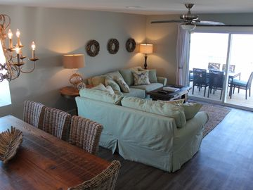 Direct Gulf front panoramic views! 2 BR w/Super Loft/2.5 BA - NEW INSIDE & OUT!