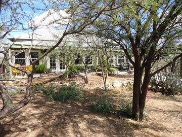 Sahuarita cottage rental - Front view.