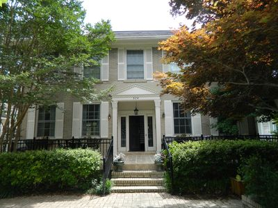 3 Bed Inman Park House Huge Deck Amp Yard Near