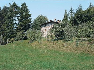 Lucca farmhouse rental