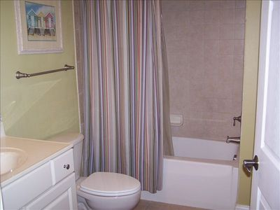 Ocean Palms Ocean City condo rental - Bathroom # 2